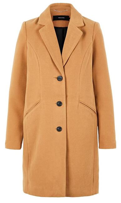 Vero Moda Palton de damă VMCALA CINDY AW19 3/4 JACKET BOOS Brown tutun M
