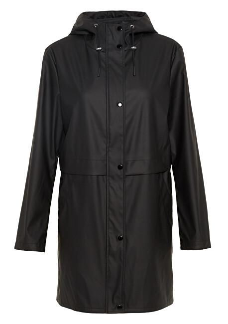 Vero Moda Palton de damă VMFRIDAY NEW Jacheta acoperită 3/4 Black M