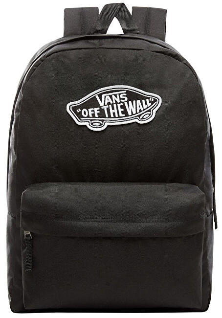 VANS Batoh Realm Backpack Black VN0A3UI6BLK1