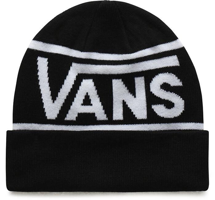 VANS Caps picătură în Stripe Cuff Beanie Black VN0A3I5OBLK1