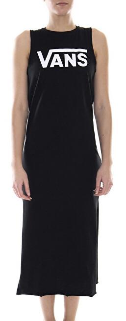VANS Rochie pentru femei Flying V Midi Dress Black VN0A3Z77BLK1 L