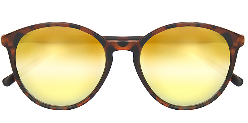 VANS Ochelari femei Early Riser Sunglasses Matte Tortoise VN0A3Z98RHN1