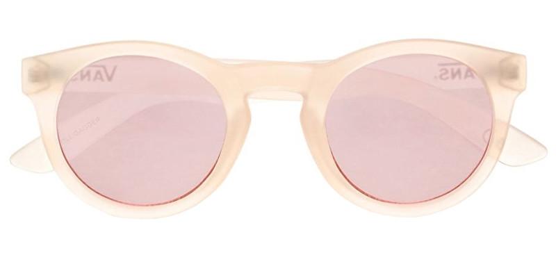 VANS Ochelari de soare pentru femei Lolligagger Sunglasses Frosted Translucent VN0A31TARSI1