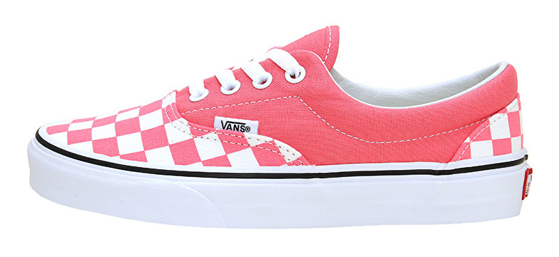VANS Adidași pentru femei Era (Checkerboard) Strawberry VN0A38FRVOX1 38