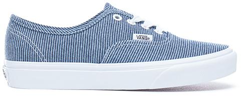VANS Dámské tenisky UA Authentic Jersey Blue True White VA38EMQ8U 37 9bec21265db