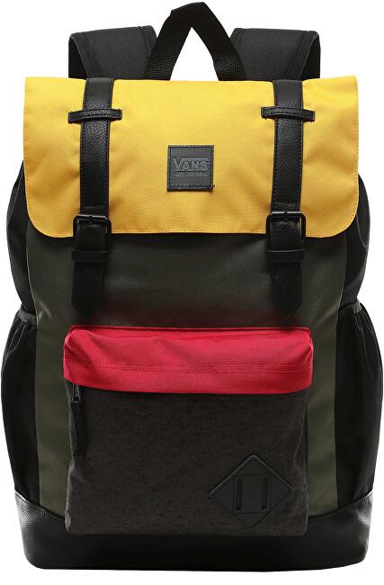 VANS Crosstown Backpack Mango Mojito VN0A3UQ4UXM1