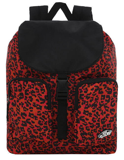 VANS Dámsky batoh Geomancer II Backpack Wild Leopard VN0A47XEUY11
