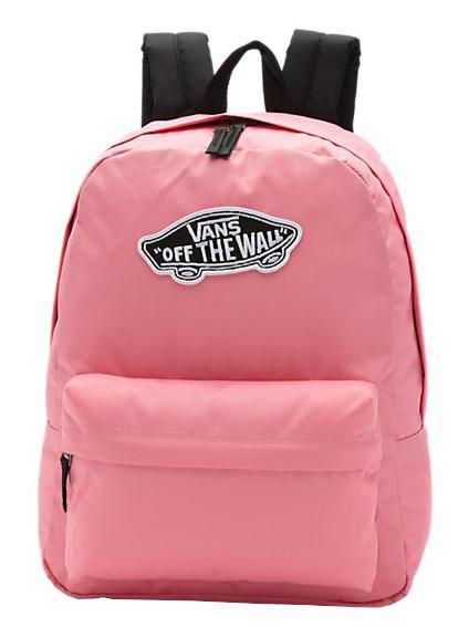 VANS Rucsac pentru femei Realm Backpack Strawberry Pink VN0A3UI6UV61