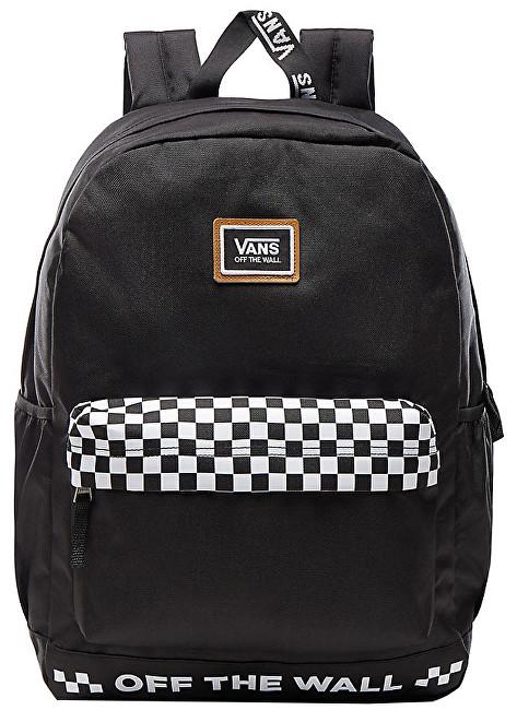 VANS Dámsky batoh Sporty Realm Plus Backpack Black VA3PBIBLK