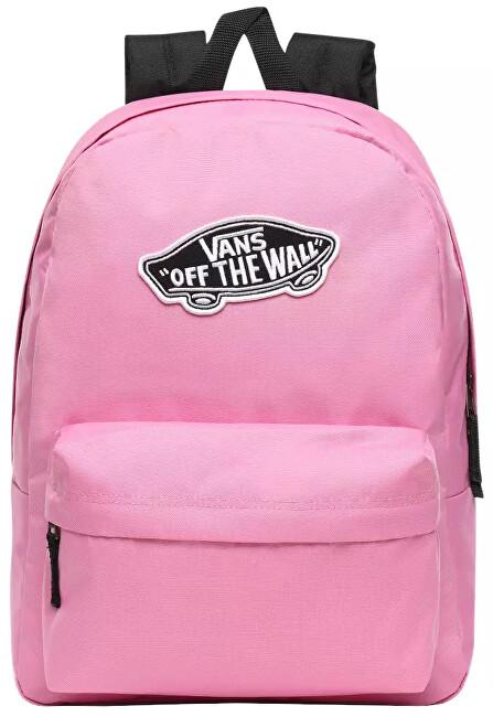VANS Dámský batoh WM Realm Backpack Fuchsia Pink VN0A3UI6BLK1