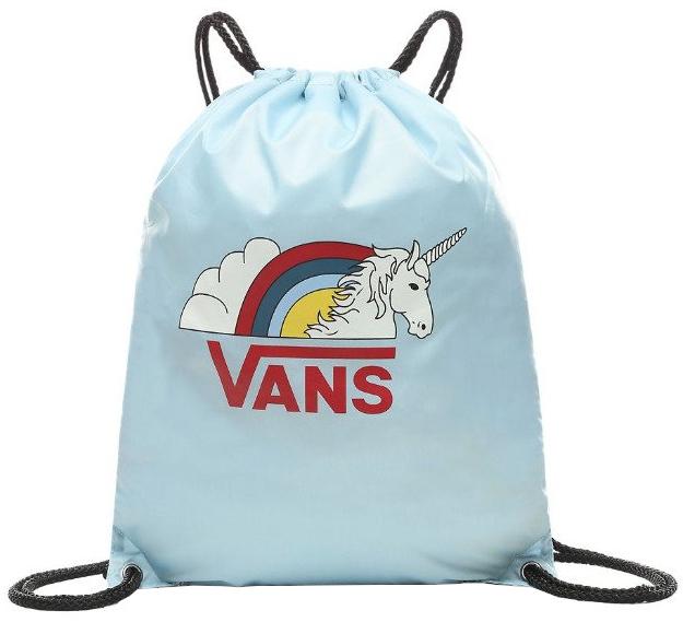 28ee8bd7fd VANS Dámský vak Benched Bag O.G. Light Blue Rainicorn VN000SUFUW41