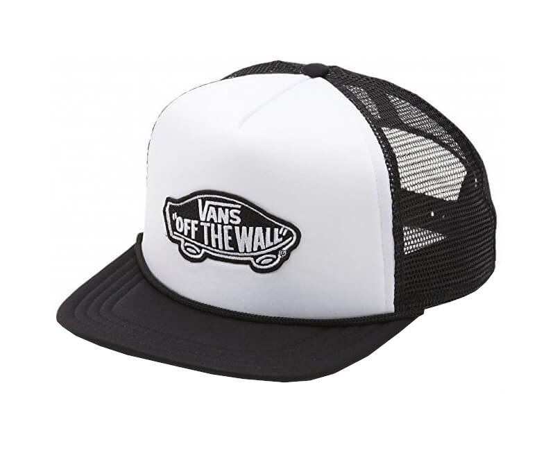 VANS Men´s cap Classic Patch Trucker White/Black VN000H2VYB21