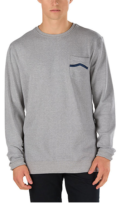 VANS Sweatshirt Side Stripe Pocket VA391S02F XL