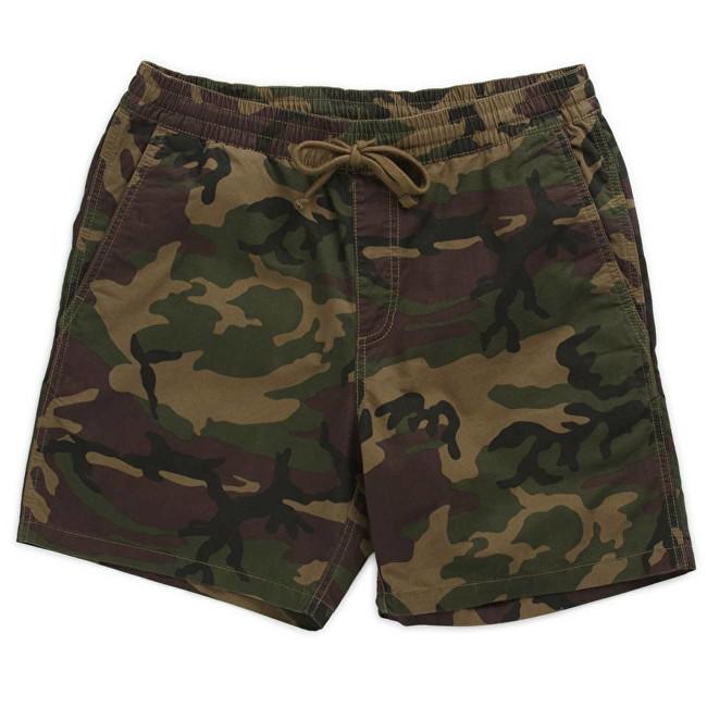 VANS Shorts pentru bărbați Range Short 18 Camo VN0A3W4VCMA1 M