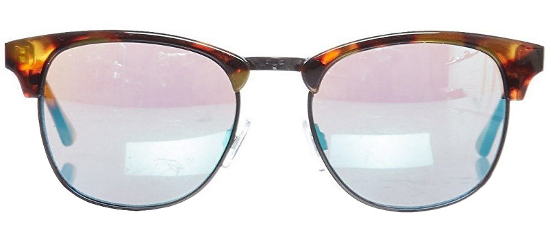 VANS Ochelari de soare pentru bărbați Dunville Cheetahtortoise/Turquoise VN0A3HIQTCT1