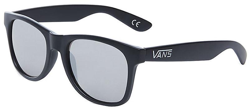 f06cc580b VANS Pánske slnečné okuliare Spicoli 4 Shades Matte Black/Silver Mirror  VLC0CVQ