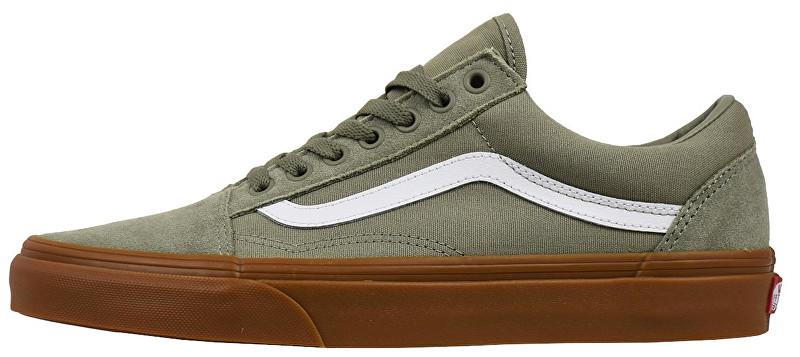VANS Adidasi pentru barbati UA Old Skool Laurel Oak/Gum VN0A38G1VKS1 45