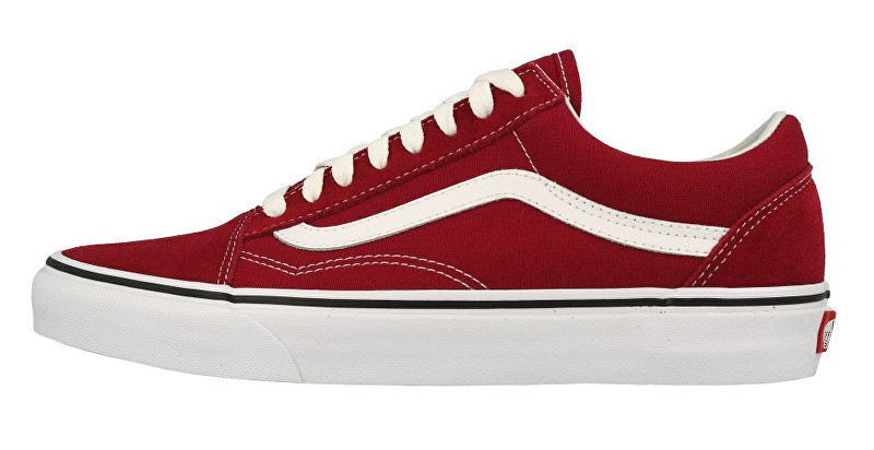 VANS Tenisky UA Old Skool Rumba Red-True White VN0A38G1VG41 43
