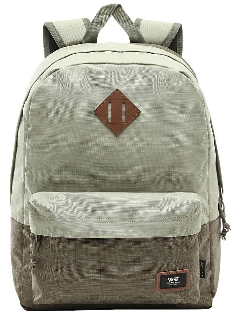 VANS Pánský batoh Old Skool Plus Backpack Oil Green VN0002TMTD81 bbf100e404