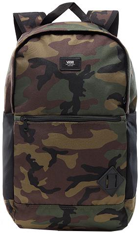 1f4734a1ce VANS Pánsky batoh Van Doren III Backpack Classic Camo VA2WNU97I