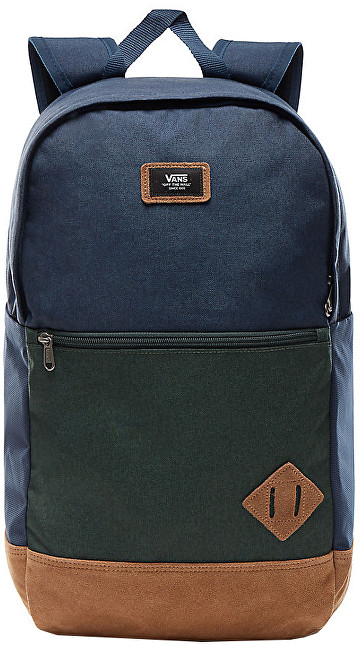 8a671e9b92 VANS Pánsky batoh Van Doren III Backpack Dress Blues Darkest Spruce  VA2WNUROX