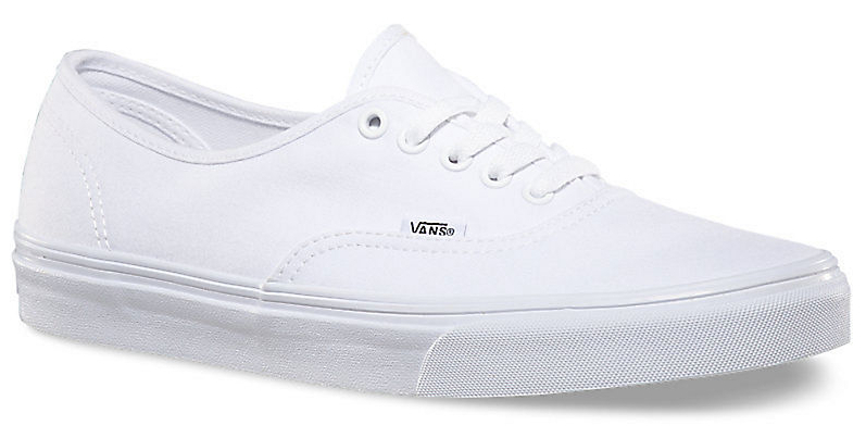 VANS Tenisky UA Authentic True White VEE3W00EE3W001 37