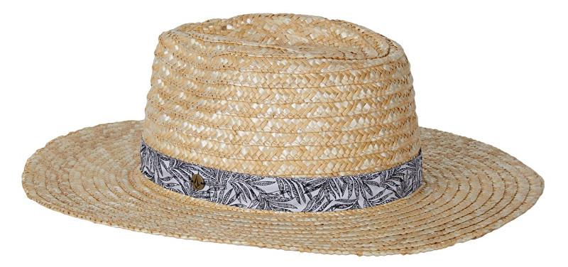 e4d0b7e9e66 Volcom Dámský letní klobouk Summit Breeze Hat E5511706-NAT XS S