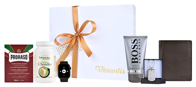 VIVANTIS Vianočný gift box pre muža – De Luxe