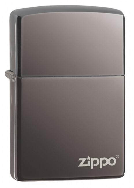 Zippo Benzínový zapaľovač Black Ice® 25080