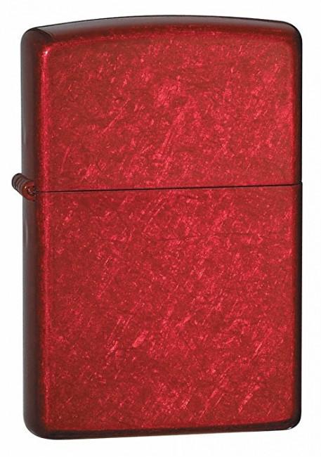 Zippo Benzínový zapaľovač Candy Apple Red™ 26184