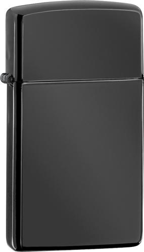 Zippo Benzínový zapaľovač Ebony ™ Slim® 26586