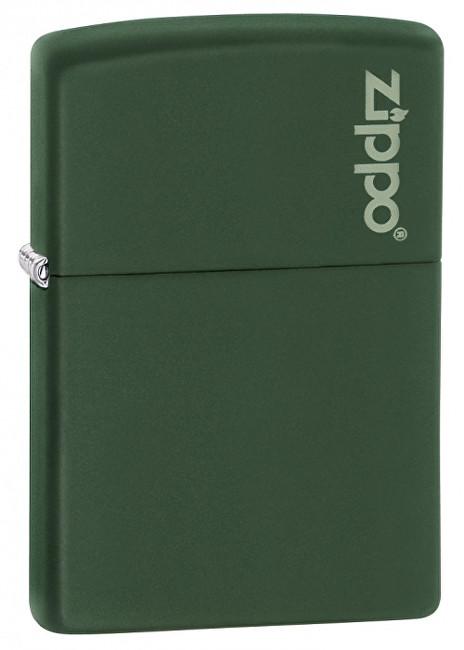 Zippo Benzínový zapaľovač Green Matte 26093