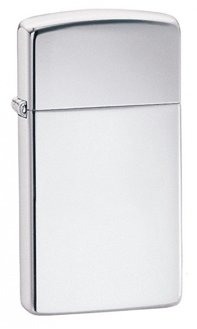Zippo Benzínový zapalovač High Polish Chrome Slim 22071