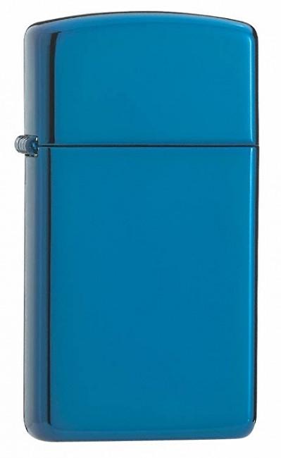 Zippo Benzínový zapaľovač Sapphire ™ Slim® 27039