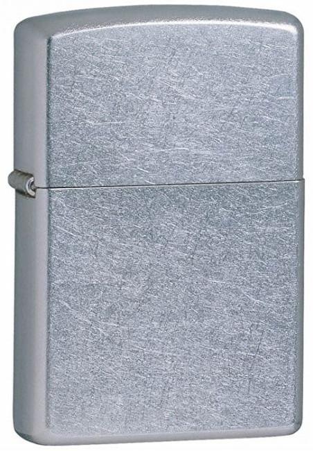 Zippo Benzínový zapaľovač Street Chrome™ 25050