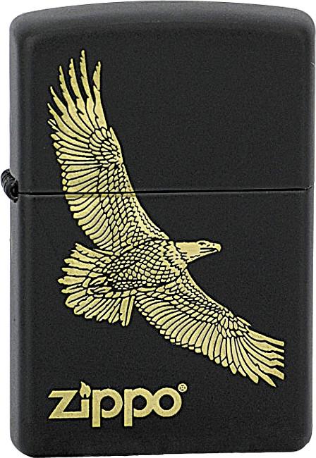 Zippo Benzínový zapalovač Zippo Eagle 26320