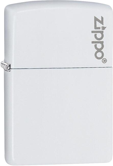 Zippo Benzínový zapaľovač Zippo Logo 26417