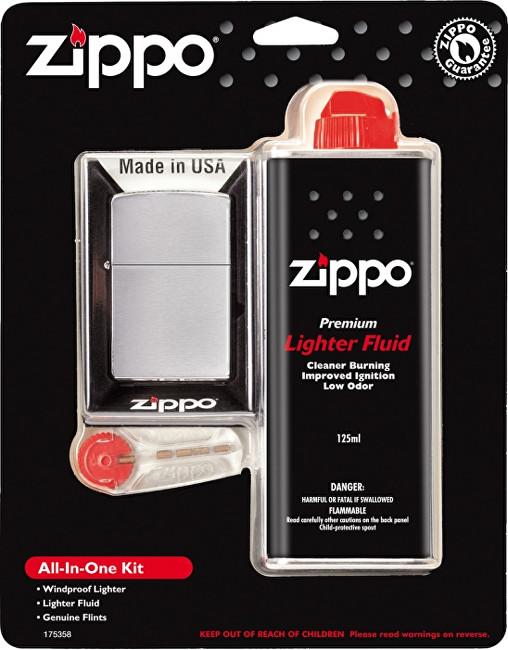 Zippo Darčeková sada Zippo All in One Kit 30035