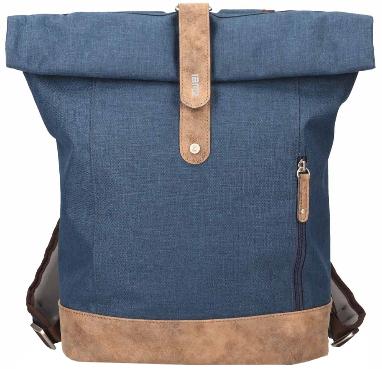 Zwei Dámský batoh Olli O24-blue