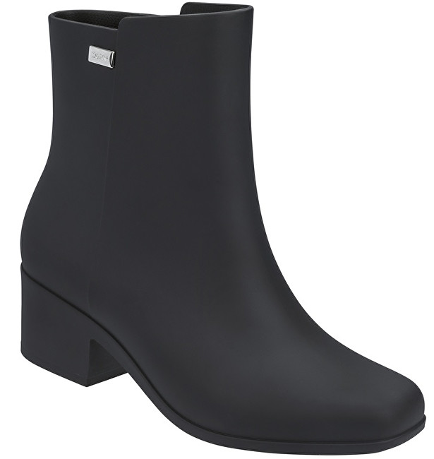Zaxy Femei cizme Închidere Close boot black fosco 17351-90669 35-36