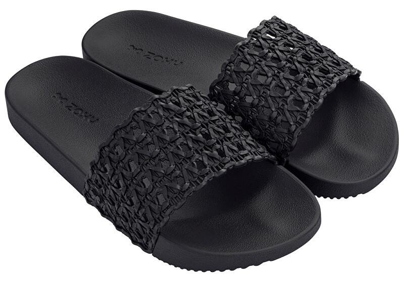 0c886bab0 Zaxy Dámske papuče Snap Mesh Slide Fem 17669-90058 Black 35-36