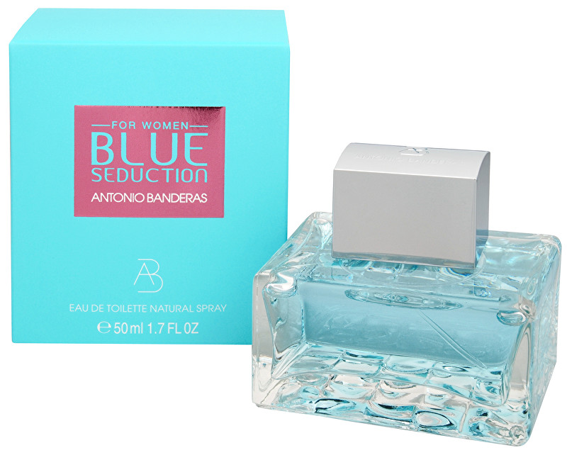 Antonio Banderas Blue Seduction For Women - EDT 80 ml