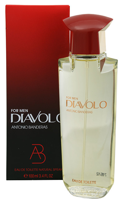 Antonio Banderas Diavolo Men - EDT 100 ml