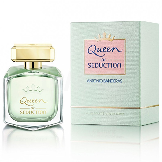 Antonio Banderas Queen of Seduction toaletná voda dámska 80 ml
