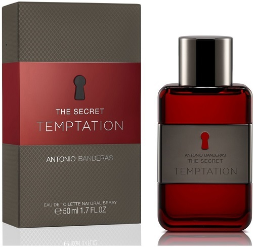 Antonio Banderas The Secret Temptation - EDT 100 ml