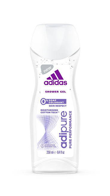 Adidas Adipure For Her - sprchový gel 250 ml