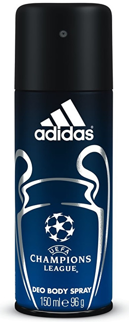 Adidas UEFA Champions League Arena Edition deospray 150 ml