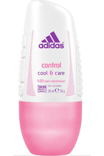 Adidas Control For Women - roll-on 50 ml