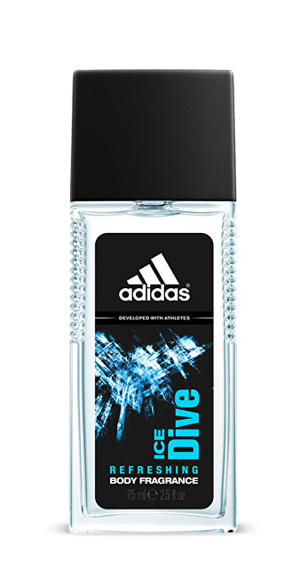 Adidas Ice Dive deodorant sklo 75 ml
