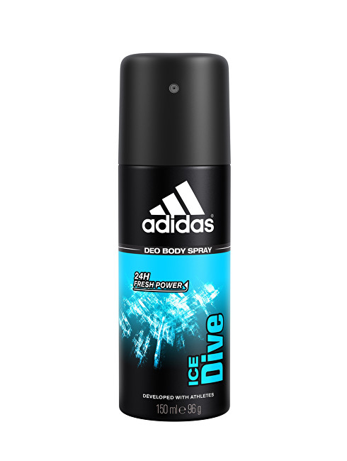 Adidas Ice Dive - deodorant ve spreji 150 ml